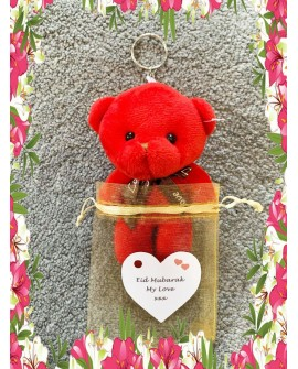 Eid Gift  Hanging /Keyring Teddy Bear Eid Gift for Love one